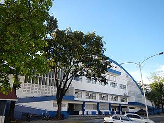 Blue Eagle Gym - Image: Blueeaglegymjf 1951 06