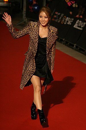 2010 Mnet Asian Music Awards - BoA, Best Female Solo Artist