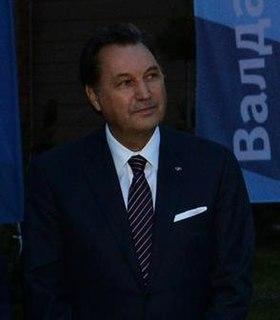Swedish soldier/businessman/diplomat