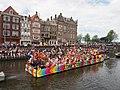 Boat 80 A'DAM Toren, Canal Parade Amsterdam 2017 foto 6.JPG