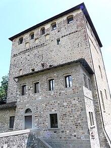Castello Malaspina Dal Verme, Bobbio