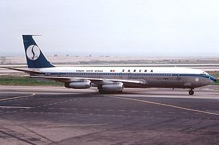 Sabena Flight 548 Fatal crash of Boeing 707 in Belgium, 15th Feb 1961