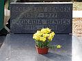 Bolesław Bendek -Leokadia Bendek - Cmentarz Wojskowy na Powązkach (101).JPG