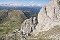 Bolshoy Tkhach, Adygea, Western Caucasus, Большой Тхач, вид на Главный Кавказский хребет, Адыгея.jpg