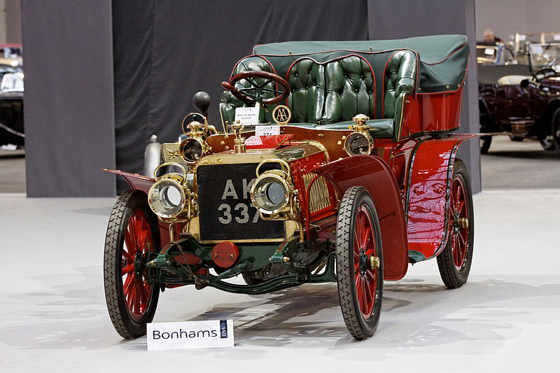 File:Bonhams - The Paris Sale 2012 - Darracq Flying Fifteen Rear Entrance Tonneau - 1905 - 003.jpg
