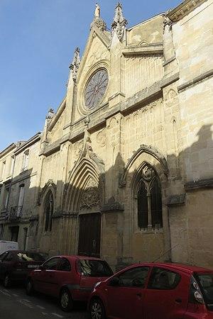 Chapelle des Spiritains de Bordeaux