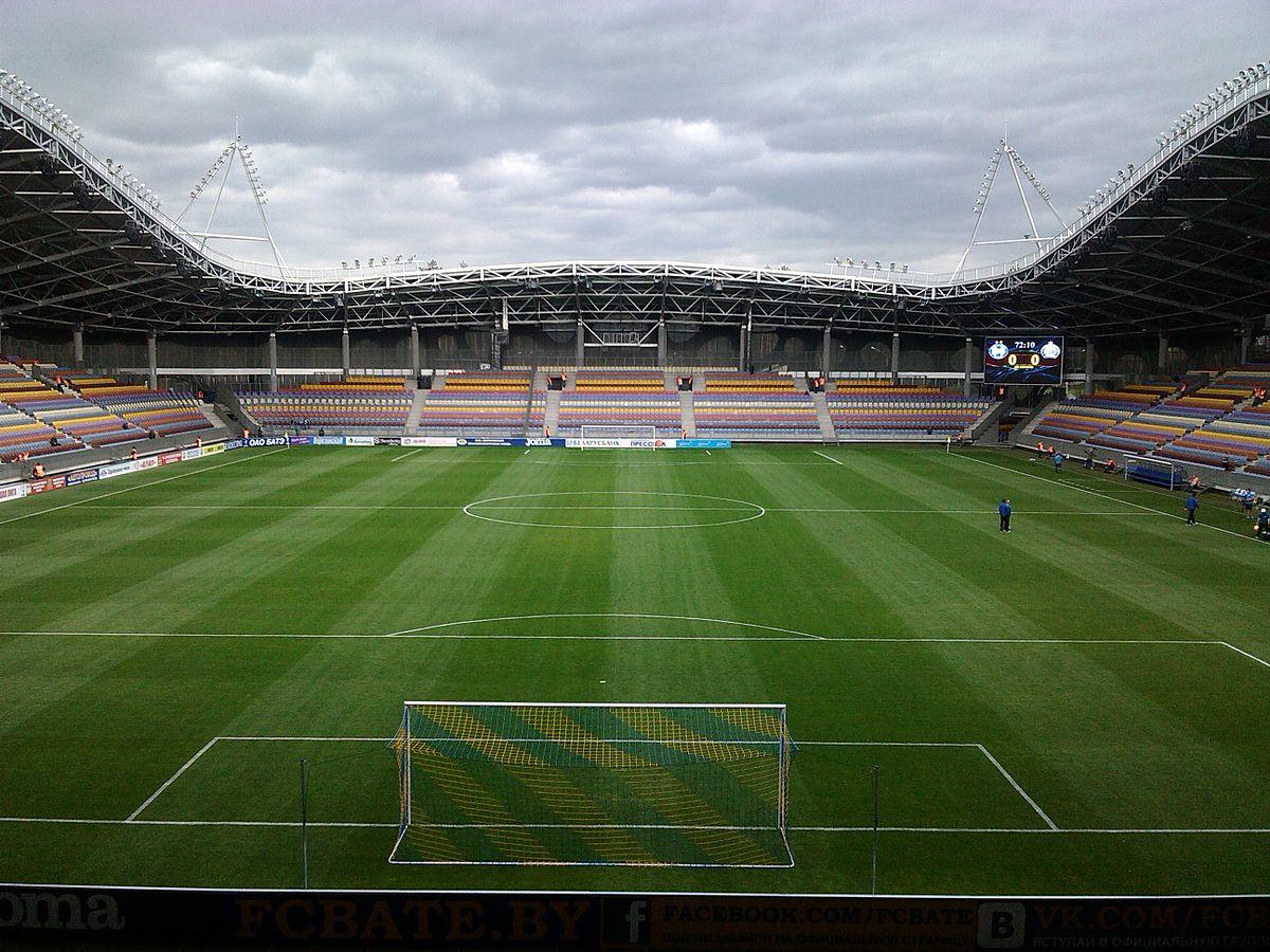 Baryssau-Arena – Wikipedia