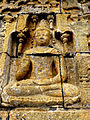 Borobudur - Lalitavistara - 014 E, The Bodhisattva inside Queen Maya's Womb (detail 2) (11247813234).jpg
