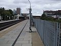 Boston Manor stn look east and depot.JPG