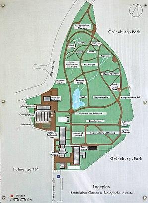 garten frankfurt, how to get to botanischer garten frankfurt in frankfurt am main by, Design ideen
