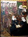 Brandenburg Katharinenkirche - Hedwigsaltar 3c Tod Hedwigs.jpg