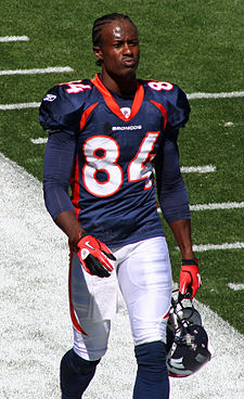 Brandon Lloyd - Wikipedia, the free encyclopedia