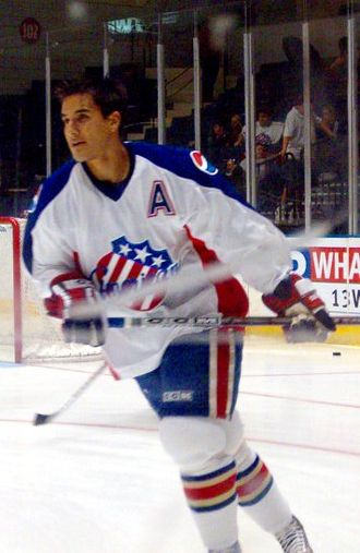 Brandon Smith (ice hockey) - Image: Brandon Smith
