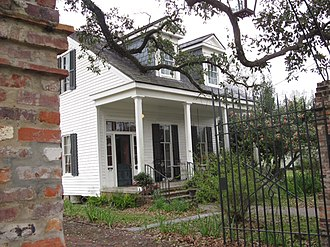 National Register of Historic Places listings in Lafayette Parish, Louisiana - Image: Brandt
