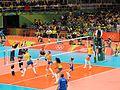 Brasil vs China - Vôlei Feminino - Quartas de Final - Rio 2016.jpg