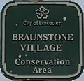 Braunstone Village sign.jpg
