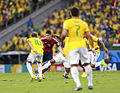 Brazil and Colombia match at the FIFA World Cup 2014-07-04 (14).jpg