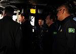 Brazilian VIPs tour USS America 140804-N-CC789-121.jpg