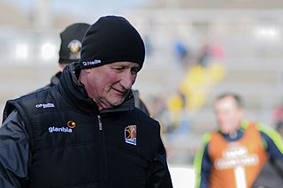 Brian Cody Irish hurling manager and former player
