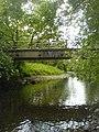 Bridge over River Wyre at Cleveley Bridge - geograph.org.uk - 461714.jpg