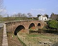 Bridge over the Cluden Water at Newbridge - geograph.org.uk - 383443.jpg