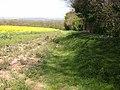Bridleway Junction - geograph.org.uk - 425487.jpg