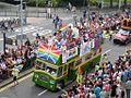 Brighton Pride 2014 bus (14667997049).jpg