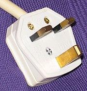 Prise lectrique wikip dia - Prise electrique angleterre ...