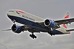 British Airways Boeing 777-236, G-ZZZB@LHR,05.08.2009-550fp - Flickr - Aero Icarus.jpg