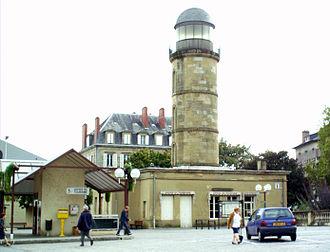 Brive-la-Gaillarde - Visitor centre