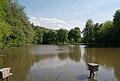 Brno-Jehnice - Prostřední rybník od severu.jpg