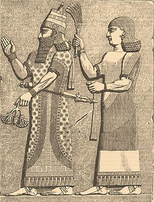 8th century BC - Sargon II