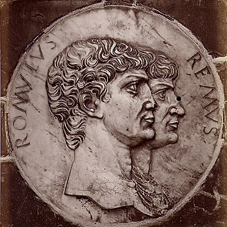 Romulus Legendary founder and first king of Rome