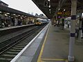 Bromley South stn slow eastbound platform looking east.JPG