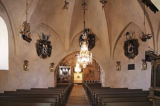 Bromma Church - Bromma kyrka interior