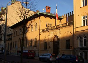 Embassy of France, Stockholm - Bromska palatset