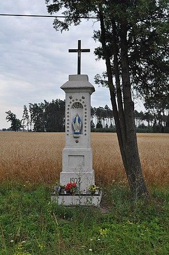 Broniec - Shrine in Broniec