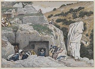 The Apostles' Hiding Place