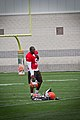 Browns Camp 2012-Thaddeus Lewis.jpg