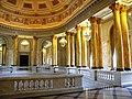 Bucuresti, Romania, Palatul Regal (Muzeul National de Arta al Romaniei - Pavilionul Sala Tronului - interior 21 ); B-II-m-A-19856.JPG