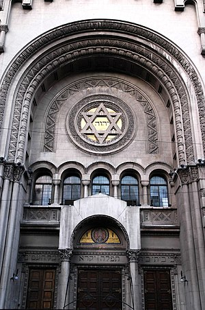 History of the Jews in Argentina - Central Synagogue of Buenos Aires