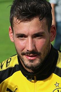 Roman Bürki Swiss footballer