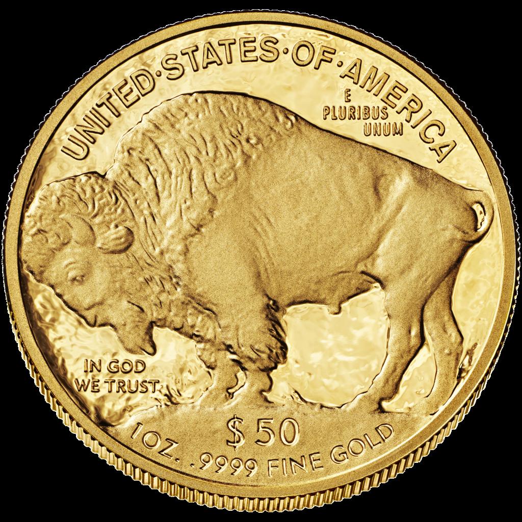 1 Troy Ounce Silver Buffalo Coin