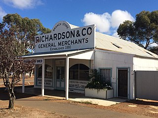 Woodanilling, Western Australia Town in Western Australia