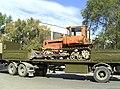 Bulldozer transport in Volgograd.jpg