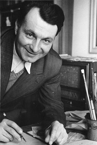 E. O. Plauen - Erich Ohser, alias E. O. Plauen