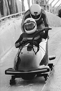 Harald Czudaj bobsledder