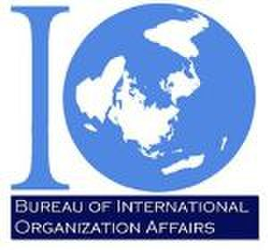 Bureau of International Organization Affairs - Logo of the Bureau of International Organization Affairs