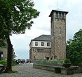 Burg Hohnstein - Blick auf das Turmhaus - geo-en.hlipp.de - 11324.jpg