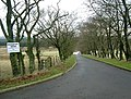 Burnfoot farm roadend - geograph.org.uk - 106792.jpg